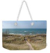 All Sand Path Weekender Tote Bag