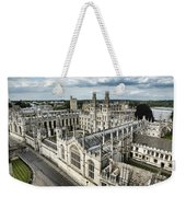All Souls College - Oxford University Weekender Tote Bag