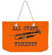 All State Trumpet Weekender Tote Bag