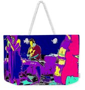 All That Jazz Weekender Tote Bag
