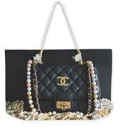 Timeless Beautiful Accessories  Weekender Tote Bag