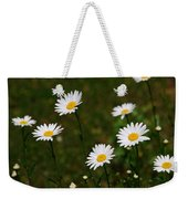 All The Daisies Weekender Tote Bag