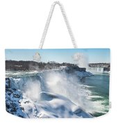 All The Falls Weekender Tote Bag