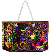 All The Flowers We Meant To Give Each Other Weekender Tote Bag