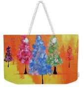 All The Pretty Colors II Weekender Tote Bag