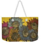 All The Pretty Flowers Weekender Tote Bag