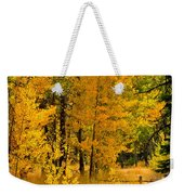 All The Soft Places To Fall Weekender Tote Bag