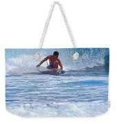 All The Way To Shore Weekender Tote Bag