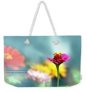 All Things Weekender Tote Bag
