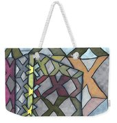 X's And No O's Weekender Tote Bag