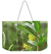 All Traps Set. Creeping Willow Weekender Tote Bag