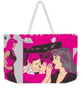 All True Romances 5 Pinks Weekender Tote Bag