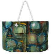 All Who Enter Weekender Tote Bag