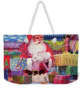 All Wrapped Up Weekender Tote Bag
