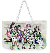 Beatle Love Weekender Tote Bag