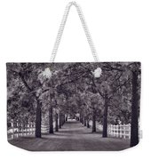 Allee Way Bw Weekender Tote Bag