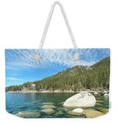 Allegiance To Nature Weekender Tote Bag