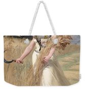 Allegory Of France Weekender Tote Bag