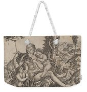 Allegory Of Mother Earth Weekender Tote Bag