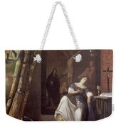 Allegory Of The Faith Weekender Tote Bag