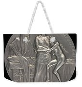 Allegory Of The Fight Against Death [reverse] Weekender Tote Bag