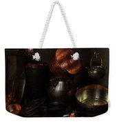 Allegory Of The Four Elements Weekender Tote Bag