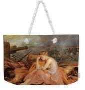 Allegory Of War Weekender Tote Bag