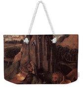 Allegory With A Virgin 1479 80 Hans Memling Weekender Tote Bag