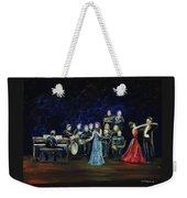 Allen Myers' Jazz Orchestra Weekender Tote Bag