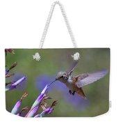 Allen's Hummingbird Weekender Tote Bag