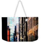 Alley Abstract #2 Weekender Tote Bag