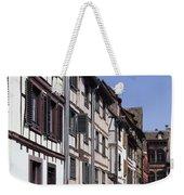 Alley In La Petite France Weekender Tote Bag