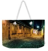 Alley Weekender Tote Bag