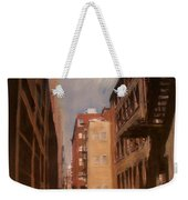 Alley Series 1 Weekender Tote Bag