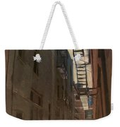 Alley Series 5 Weekender Tote Bag