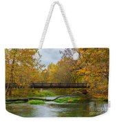Alley Spring River Weekender Tote Bag