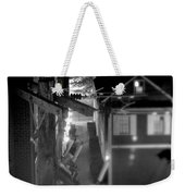 Alley To High Weekender Tote Bag