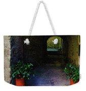 Alleyway Weekender Tote Bag