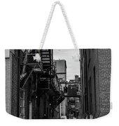 Alleyway II Weekender Tote Bag by Break The Silhouette