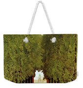 Alleyway In The Park Weekender Tote Bag by Henri Rousseau