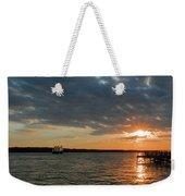 Alliance Sunset Sail Weekender Tote Bag