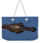 Alligator 17 Weekender Tote Bag