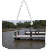 Alligator Bayou Weekender Tote Bag