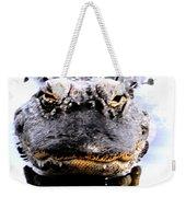 Alligator Fangs 2 Weekender Tote Bag