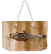Alligator Head Weekender Tote Bag