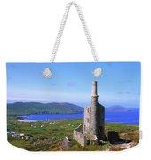 Allihies, Co Cork, Ireland Old Mine Weekender Tote Bag