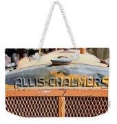 Allis-chalmers Weekender Tote Bag