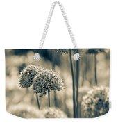 Allium 2 Weekender Tote Bag