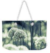 Allium 3 Weekender Tote Bag