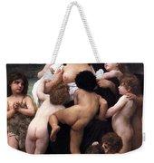 Alma Parens Weekender Tote Bag
